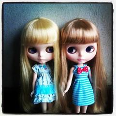 Maida & Lila
