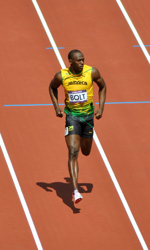 Usain by davespilbrow, on Flickr