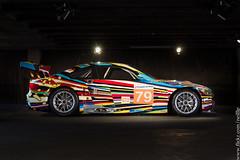 BMW M3 GT2 (NeilllP) Tags: london art car festival 30 drive driving ultimate m1 machine shoreditch bmw olympics m3 z1 csl gt2 2012 525i v12 730 lmr 320i 650csi 635cs1 neilllp neilpco
