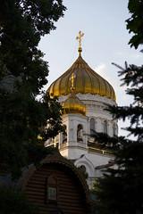 CATHEDRAL OF CHRIST THE SAVIOR (Alexey Subbotin) Tags: church nikon kodak russia moscow nikkor dcs cathedralofchristthesavior фотограф slrn