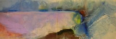 Lilac Waters (TBPT) Tags: ocean above blue sky brown sun abstract color green art water beautiful grass yellow clouds paper landscape waterfall women soft paint artist heart bright wind earth contemporary vibrant pastel faith radiance lavender wave line wash lilies oil land draw heavens oilpainting abstact oilpencil impressionalism tarabergey
