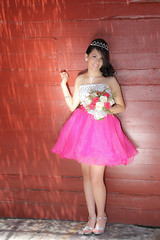 Quinceanera session-15 (Karina Franco Wedding Photography) Tags: birthday pink roof girl sunglasses lady youth ramp chica dress balcony young 15 teen hispanic latina diva quinceanera