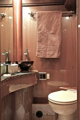 Platinum - Rear Stateroom - Bathroom