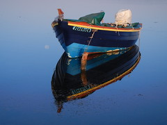 Sfumature della realtà (Samuele Deiana fidelio86) Tags: old blue sea seascape reflection art water colors marina reflections dawn boat photo nikon colorful barca image alba maria riflessi federico barcheboats moonreflection marinamaria bestcapturesaoi flickrstruereflection4 flickrstruereflection6 flickrstruereflection7 flickrstruereflectionexcellence trueexcellence1 samueledeiana httpwwwflickrcomphotosfidelio86