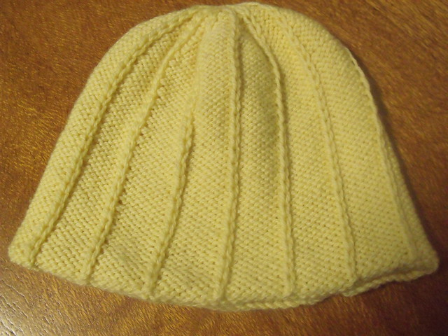 9fbefee1a Ravelry  Yvette s Easy and Stylish Beanie pattern by Yvette O Brien