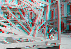 All the Angles (katyfernleigh) Tags: 3d anaglyph stereo spm twincamera ixus70 sdmsync
