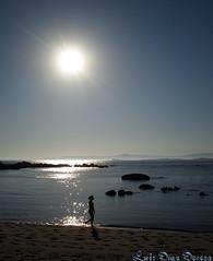 Illa de Arousa (Luis Diaz Devesa) Tags: sea sky españa beach garden spain europa europe playa paisaje galicia galiza naturalpark parquenatural illadearousa isladearosa carreirón mygearandme parquenaturaldecarreirón luisdiazdevesa natureofcarreirón
