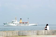 Kapitan Felix Oca (ed sy) Tags: training bay ship felix philippines manila oca kapitan amosup