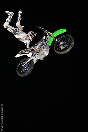 Red Bull Freestyle Motocross Jumping