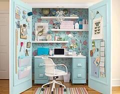 Cupboard offices (Muriel Alvarez) Tags: ikea home kitchen diy homeoffice cupboard homedecor renovating workingfromhome cupboardoffice renovatedcupboard