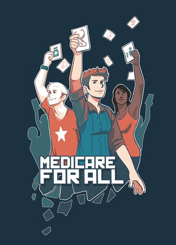 From flickr.com: Medicare for All {MID-70476}