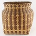 209. Woven Native American Basket