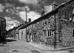 Heptonstall 1 (Camperman64) Tags: street village historic cobbles quaint westyorkshire pennines oldfashioned cottages unspoiled heptonstall setts westriding caldervalley
