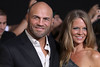 Randy Couture at the Los Angeles Premiere of The Expendables 2 at Grauman's Chinese Theatre. Hollywood, California