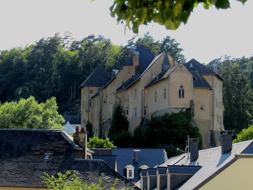 Bourglinster (L) kasteel