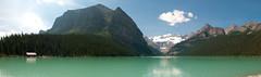 Lake Louise, Alberta, Canada (Mac Pham) Tags: lake canada nature beautiful scenery pano canadian louise alberta