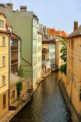 "Prague : The ""Little Venice of Prague"" /  Devil's Stream / Certovka (Pantchoa) Tags: river island canal nikon republic prague praha praga nikkor kampa rawfile moldau certovka vtlava d90 czeck devilsstream pantchoa 1685f3556gedvr rememberthatmomentlevel1 littleven"