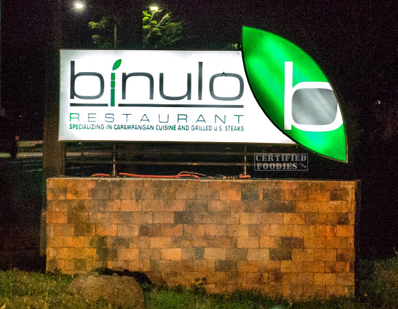 Binulo Restaurant in Clark, Pampanga