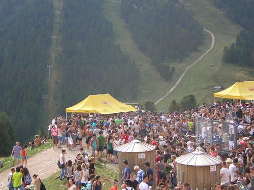 Sommerfest 2012 auf der Ganischgeralm