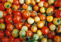 Palermo Street Market (hello it's joe) Tags: italy food film vegetables italia market tomatoes sicily canonae1 palermo sicilia