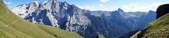 Via del Pan (victorfe) Tags: panorama italia glacier trentino marmolada ghiacciaio passopordoi vieldalpan