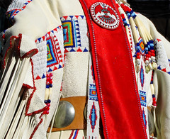 Pow Wow Regalia (Colorado Sands) Tags: costumes usa heritage america us colorado dress unitedstates indian traditions tribal denver celebration nativeamerican gathering americans indians beaded nativeamericans cultural americanindians americanindian regalia powwow nativedress 2011 indianculture intertribal tribaldress sandraleidholdt indiantime dancecontests acomaplaza friendshippowwow leidholdt denverartmuseumfriendshippowwow americanindianculturalcelebration september102011