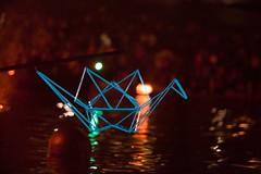 Neon Crane