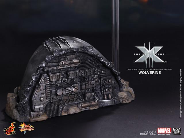 Hot Toys - MMS187 - X戰警3:最後戰役: 1/6 金鋼狼