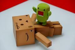 Domominacin (mike828 - Miguel Duran) Tags: zeiss toy sony carl domo alpha slt juguete sonnar danbo vario dominacion 1680mm variosonnartdt35451680 a77v