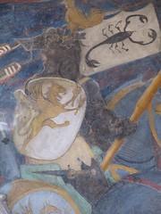 Immagine 332 (Andrea Carloni (Rimini)) Tags: urbino armatura sangiovanni 15thcentury 1400 daga 15thc pugnale salimbeni xvsecolo xvsec goticointernazionale oratoriodisangiovanni fratellisalimbeni