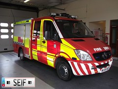 Mercedes-benz Sprinter East kilbride 2012 (seifracing) Tags: uk rescue station fire mercedes benz scotland europe britain transport east emergency spotting strathclyde brigade ecosse kilbride seifracing