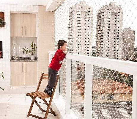 balcony security mesh