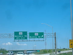137-I94 (paulthemapguy) Tags: 137 illinois route highway state sign interstate 94 i94