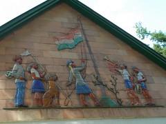 Socialism retro (Ferencdiak) Tags: vast lloms kermik buda hills pioneers ttrk budapest