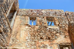 Old building on Spinalonga (dannibevan18) Tags: pretty sunny beautiful bluesky stones landcsape nikon crete greece colourful bright oldbuilding spinalonga