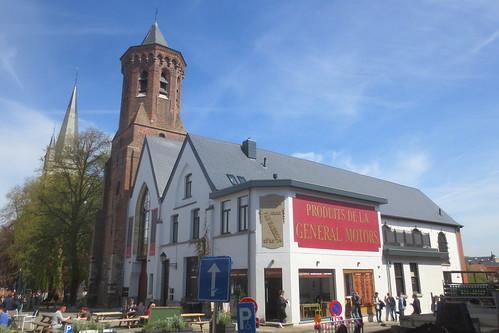 Oude Sint-Martinuskerk, Ronse
