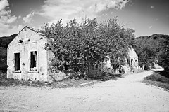 Back to the 30's (fabioada99) Tags: camaeu ruine sicile italie nikon d7200 blancetnoir colline campagne enpleinair monochrome aot t