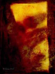 Abstract 5 (Salwa Afef) Tags: abstract shadow sunlight wall grunge texture iphonephotography ipadart