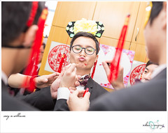 wedding - coey n william (kuicheung) Tags: wedding bigday marriage event snap people bride groom bridesmaids groomsmen love smile friends family happiness weddingphotography weddingphotojournalist weddinggown realwedding hongkong canon