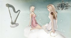 Angelic (Duchess Flux) Tags: collabor88 uber blueberry magika empire keystone deetalez catwa ooo enfantterrible drd fawny anc angel fantasy secondlife sl