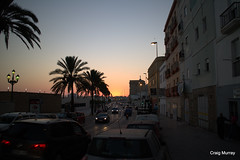 Cadiz (18) (crgmry) Tags: cadiz andalucia narrowstreet historiccity historic picturesque campodelsur sunset twilight avenidacampodelsur