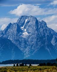 Mt. Moran (@404photo) Tags: wyoming landscape summer mountain grandtetons mountmoran