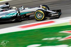 F1 Monza 2016 (ezeyhomero) Tags: f1 formula1 formulaone fia pirelli autodromo monza italiangp italia pzero gp gpf1 brembo heineken motorsport 2016 practice panning barrido amg mercedesbenz petronas lw 44 lewishamilton