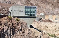 Hoover Dam Spillway House (dr_marvel) Tags: hoover hooverdam water hydroelectric power