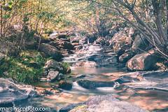Cascada en Os de Civis, Espaa. (martinscphoto) Tags: 2016 lleida martinscphoto osdecivis catalua cascadas agua largaexposicion otoo