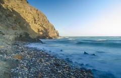 Los Roncaores (PeloZano) Tags: carboneras almera mar sea mediterrneo dorado nd