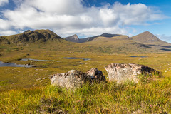 Ben Mor Coigach (dalejckelly) Tags: scotland landscape outdoor canon scenery mountains mountain assynt sun sunny ben mor coigach wester ross sutherland ullapool highlands scenic scottish hills hill