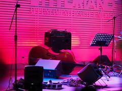 Flavio Boltro BBB Trio_002_4518 (Dubliner_900) Tags: olympus omdem5markii micro43 paolochiaromonte mzuikodigital45mm118 roma rome lazio doublebass jazz vittoriano