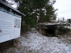 DSC01465 (PorkkalaSotilastukikohta1944-1956) Tags: degerby bunkkeri inkoo museo soviet bunker porkkalanparenteesi zif25