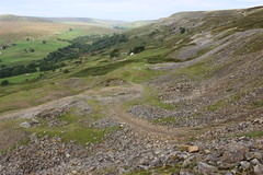 fremington edge (kokoschka's doll) Tags: fremingtonedge arkengarthdale scree crag hill pennines northyorkshire